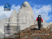 3er Seminario y Asamblea Anual ACGM, 16 y 17 de Mayo 2015