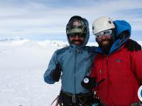 Expedición Científica-Deportiva del Instituto Chileno Campos de Hielo cuenta con la participación de 3 miembros de la ACGM y bautiza cerro ACGM en Campos de Hielo Sur