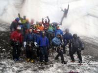 Resumen del Tercer Seminario Técnico Guía/Instructor ACGM en Volcán Osorno