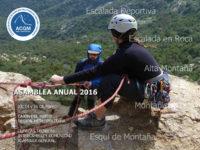 Asamblea Anual ACGM 2016