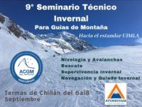 9° Seminario Técnico Para Guías-Instructores ACGM